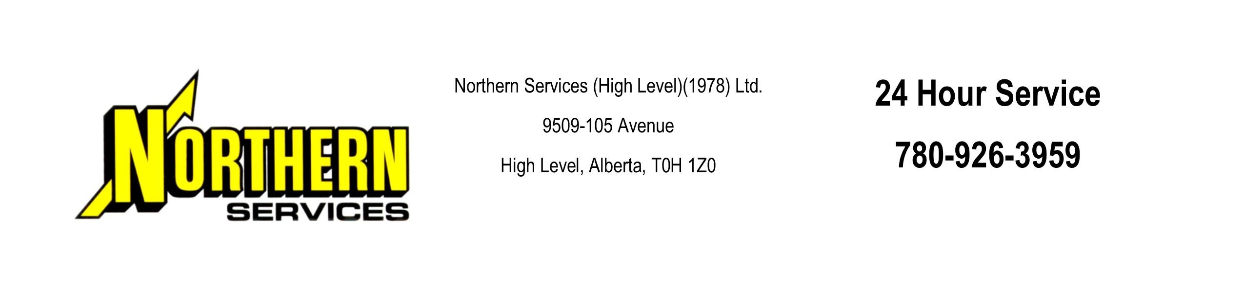 Northern Services (High Level)(1978) Ltd.